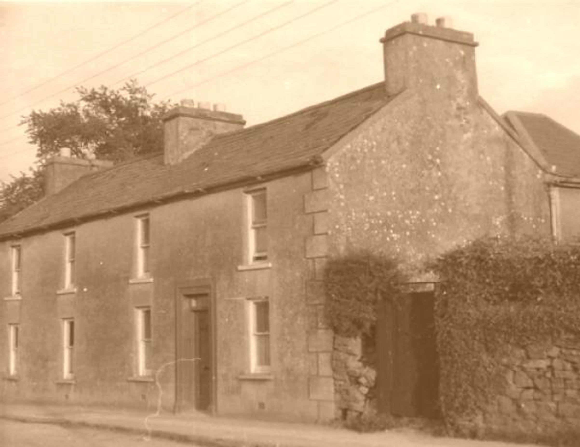 Old Beare Family Home